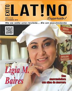 Ligia M. Baires