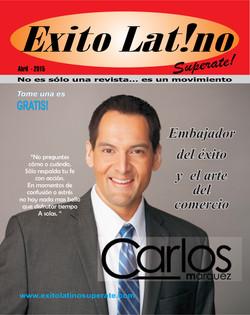 Exito Latino- Marzo