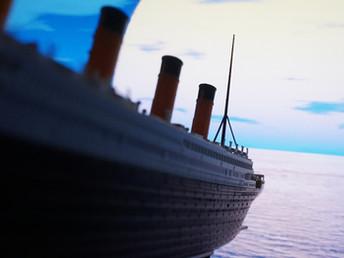 El hundimiento del Titanic ¿No fue accidente?