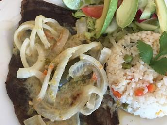 Carne en Salsa Jalapeña