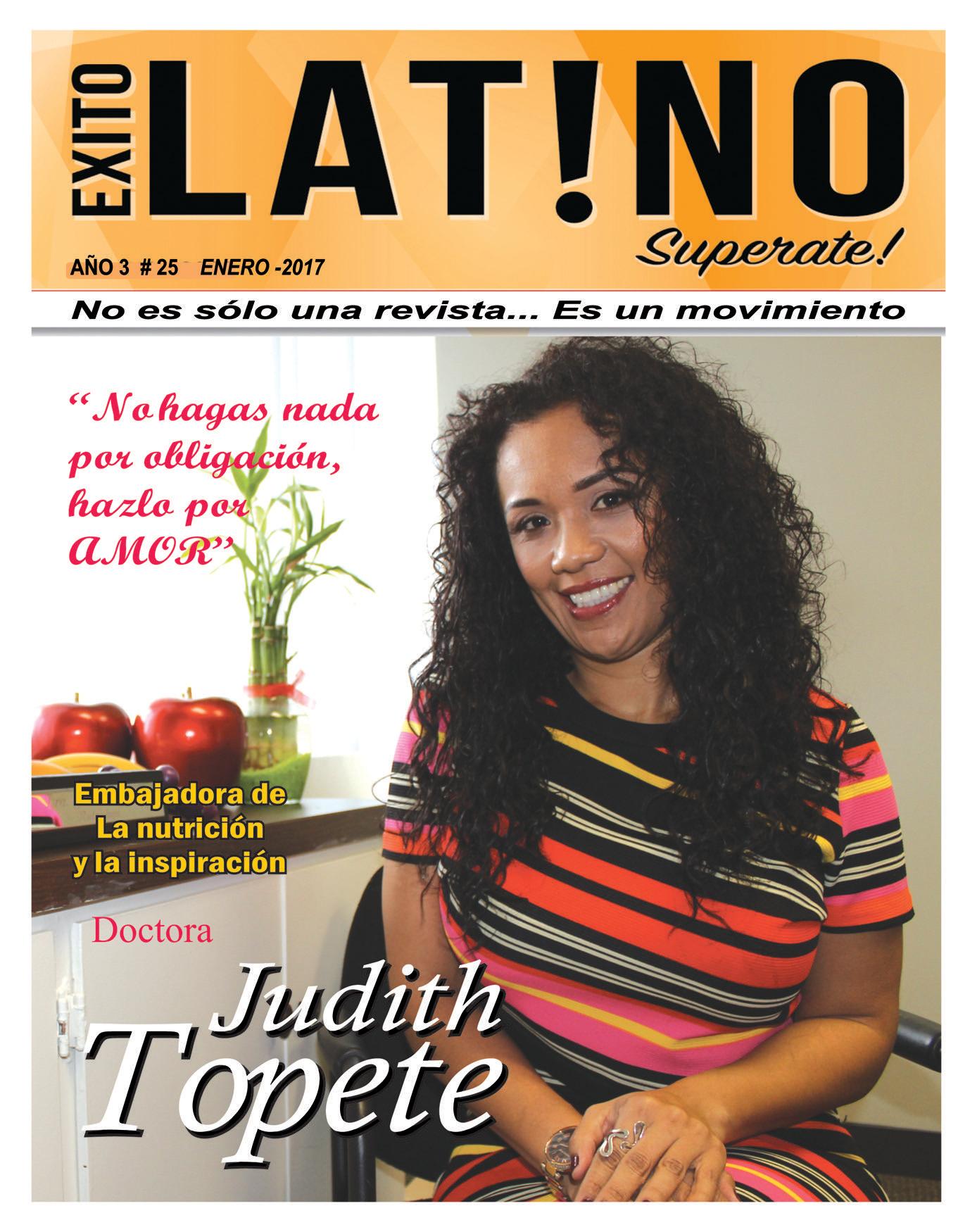 Exito Latino Enero
