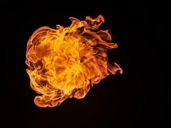 La combustión espontánea humana