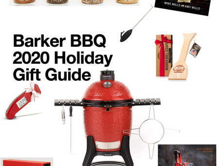 BBQ and Grilling Gift Guide Christmas 2020