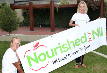 Food venture, Nourished for nil, filling a need