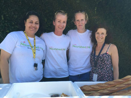 Nearly 700 items of food re-homed in first 10 days