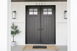 ext front door
