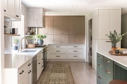 kitchen pantry view
