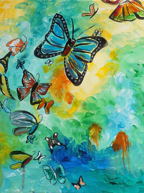 Butterfly Parade