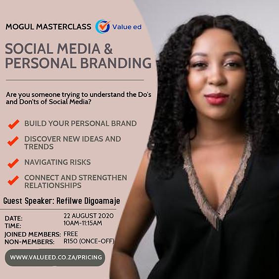 Social Media & Personal Branding
