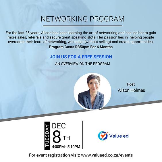 Networking Program
