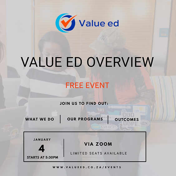 Overview: Value ed