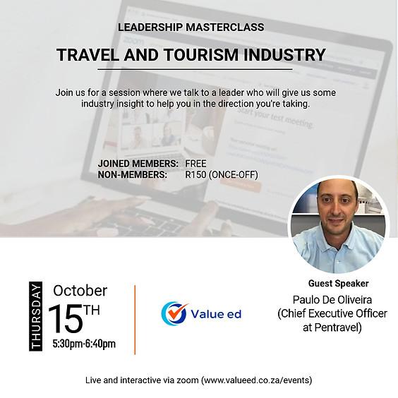Leadership Masterclass w/Paulo De Oliveira