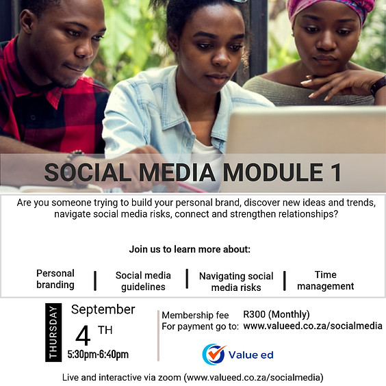 Social Media - Module 1