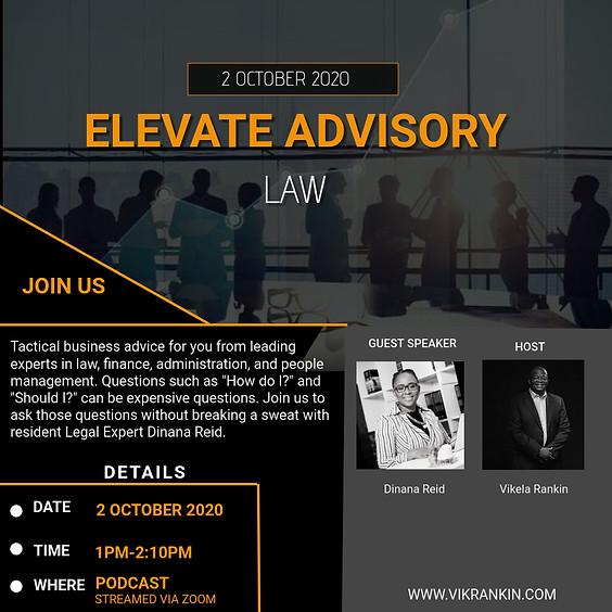 Elevate Advisory w/Dianana Reid