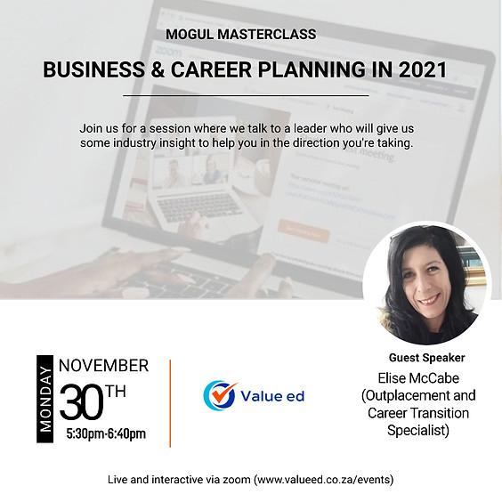 Mogul Masterclass w/Elise McCabe