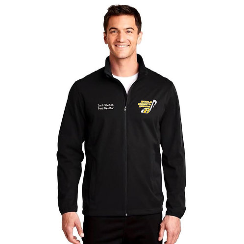 Custom Embroidered Boyle County Band Jacket (Small-XL)