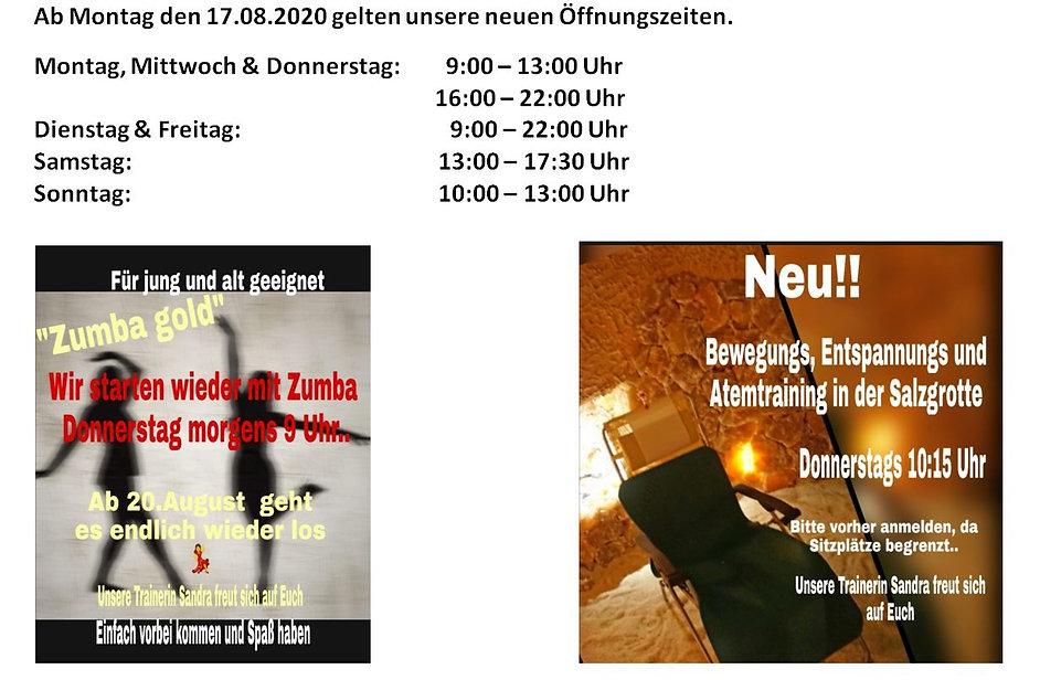 Homepage_Öffnungszeiten_+_Kurse_Sandra.