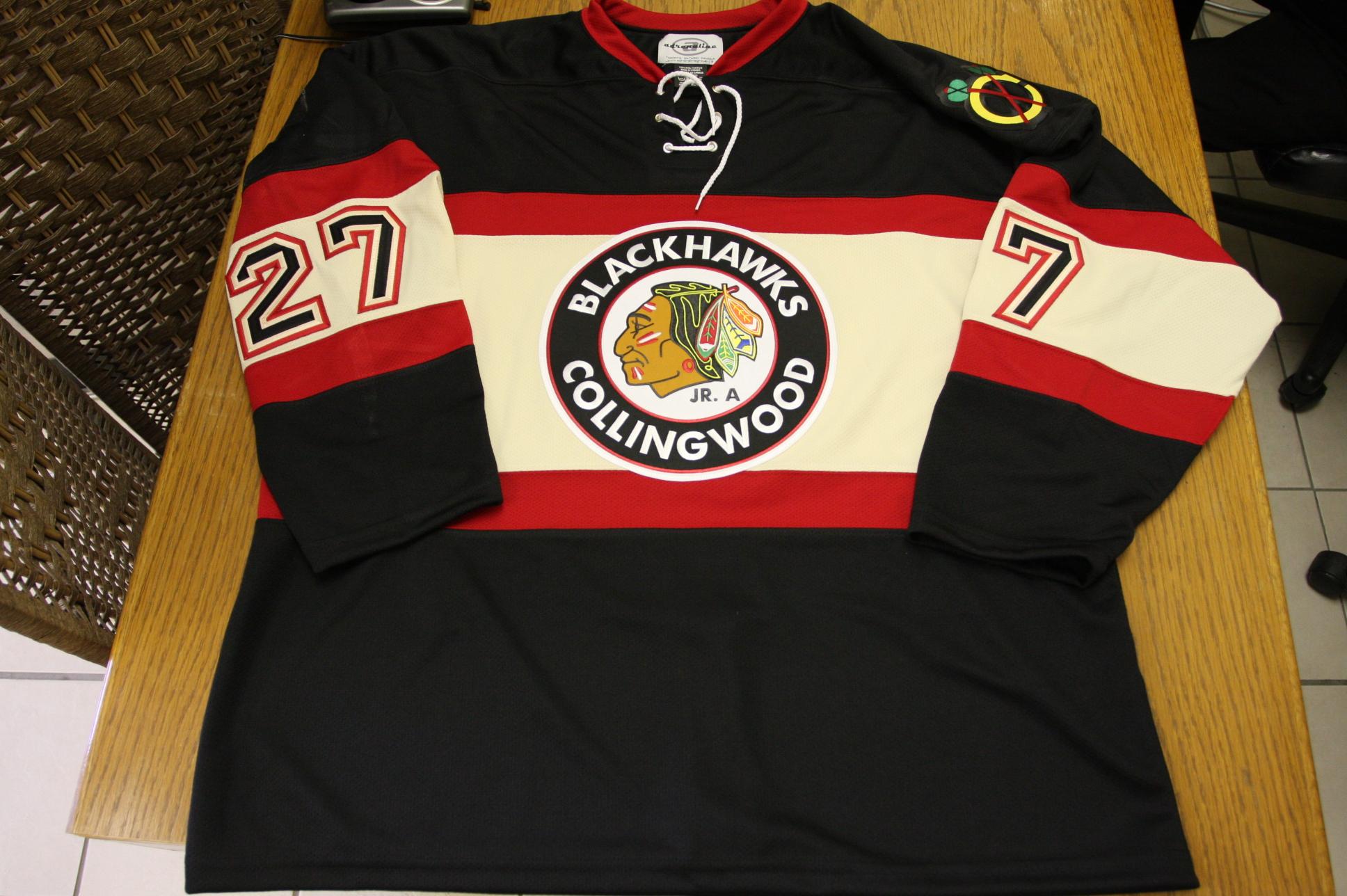 Custom jersey