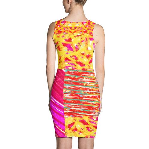 Color by Arema Arega (Sublimation Cut & Sew Dress)