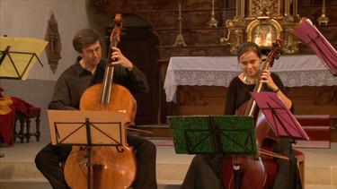 Concert de l'ensemble les Sonadori