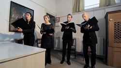 La voix des Anges au monastère de Montorge