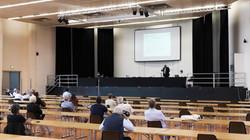 Assemblée générale, Fusion21, salle des fêtes St Léonard