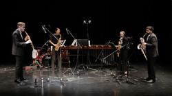 Alsibana saxophone quartet