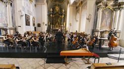 Orchestre des jeunes de Fribourg, Eglise du collège St Michel