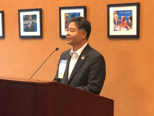APALSA Welcomes Congressman Ted Lieu
