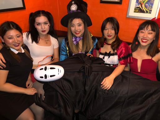 APALSA's 2019 Halloween Party