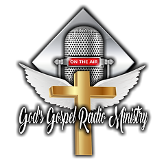 God's Gospel Radio Ministry Logo Without
