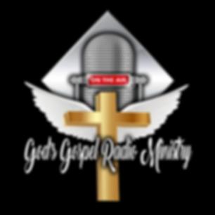 God's Gospel Radio Ministry Logo Without