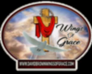 DB WingsOf Grace Logo Without A Backgrou