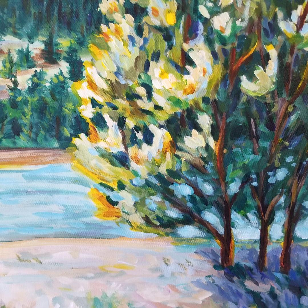 Paris Krahn Art | Tree | Commission