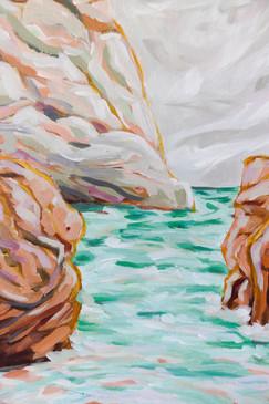 Paris Krahn Art | Beach | Painting