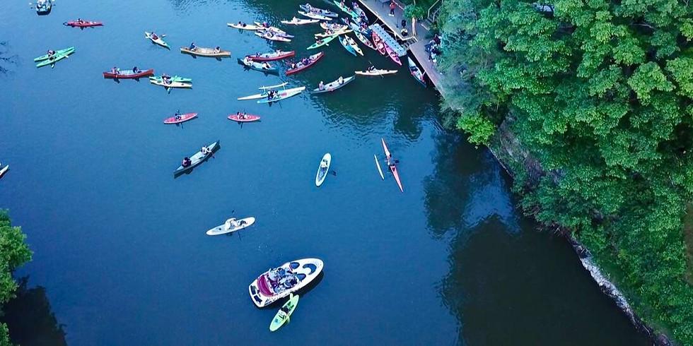 Floating Boat Concert