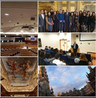 Voyage à Bruxelles