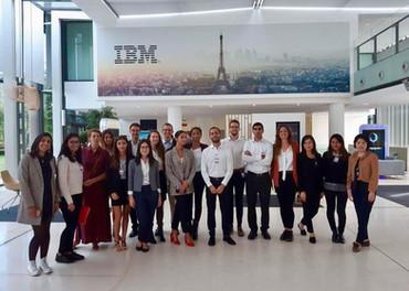 Visit to IBM