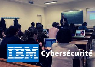 Intervention de IBM sur la Cybersécurité
