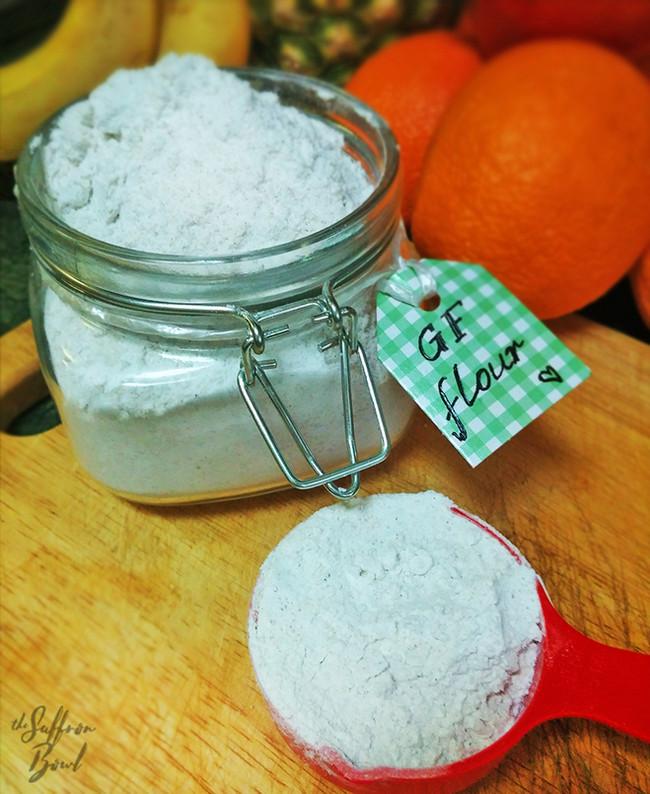 D.I.Y. Glutenfree Flour