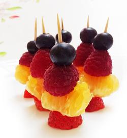 Fruit Kababs