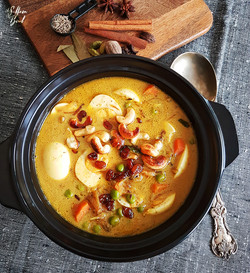 Kerala Egg Stew