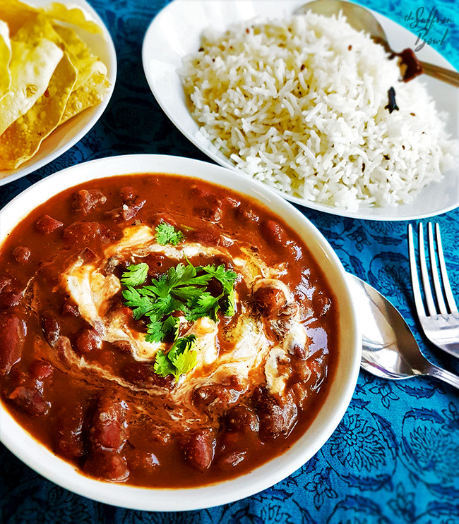 No Tears Rajma Curry