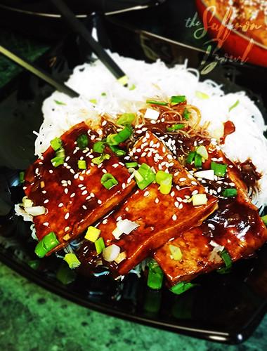Dubu-Jorim (Korean Braised Tofu)