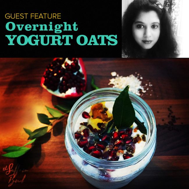 Overnight Yogurt Oats