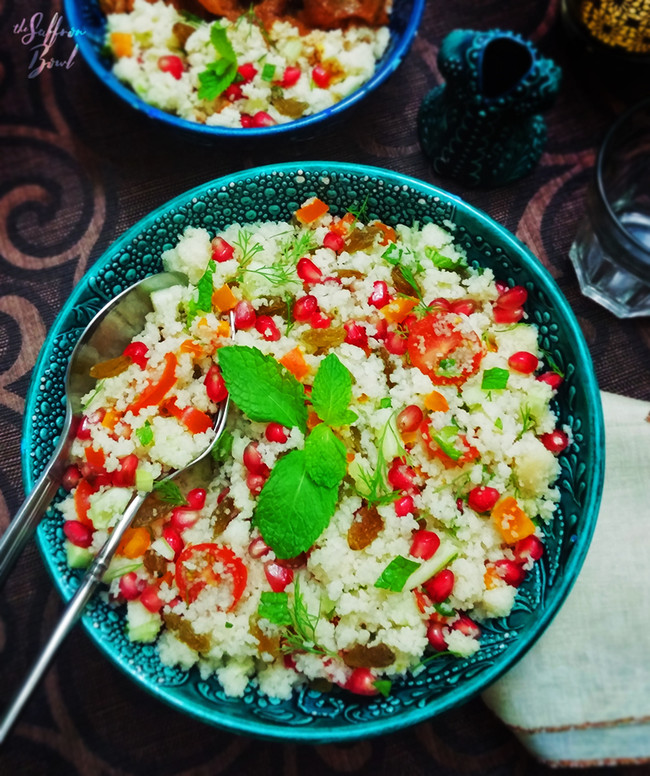 Quick Fix Couscous Salad