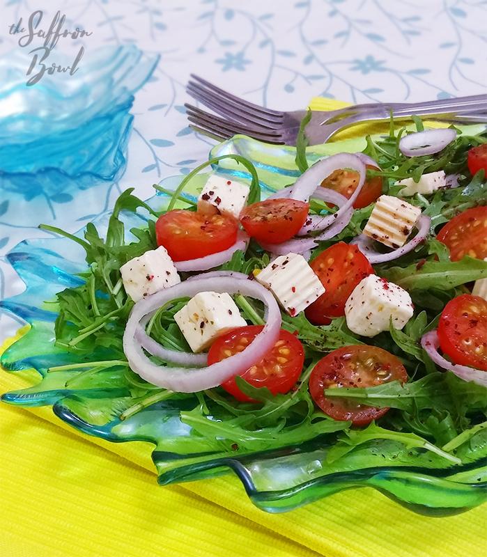 Rocket Leaf Salad
