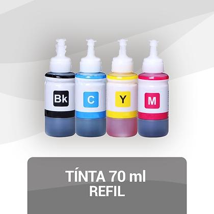 Tinta 70 ml Refil