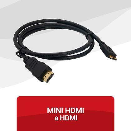 Mini HDMI a HDMI