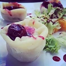 Pierogi z pieczonej kaczki / Roast duck dumplings